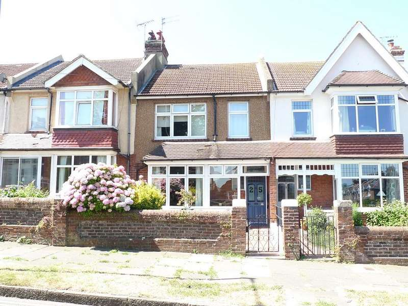 4 Bedrooms Terraced House for sale in Victoria Drive, Old Town, Eastbourne, BN20