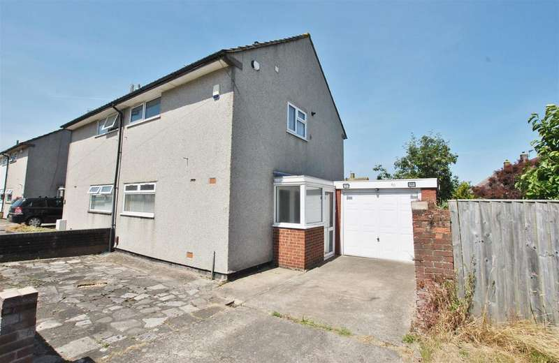 2 Bedrooms Semi Detached House for sale in Longway Avenue, Whitchurch, Bristol