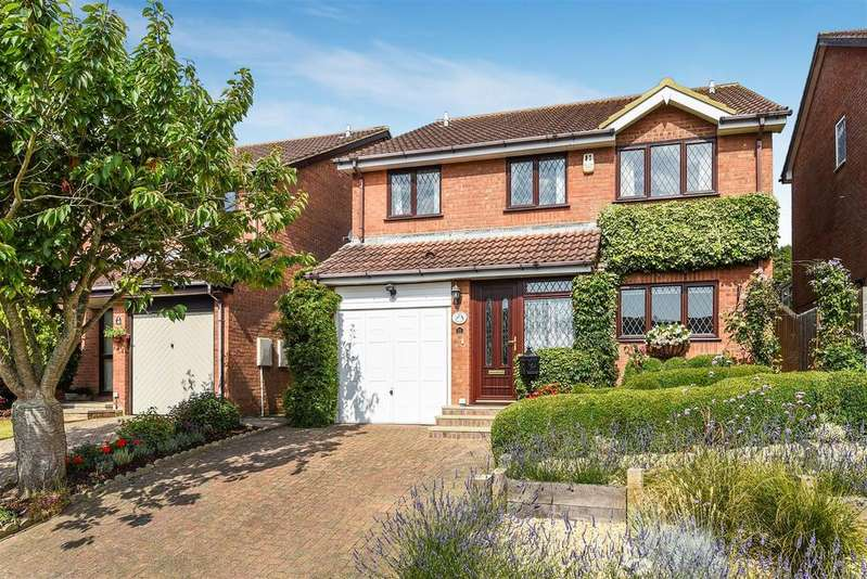 4 Bedrooms House for sale in The Fairway, Newhaven