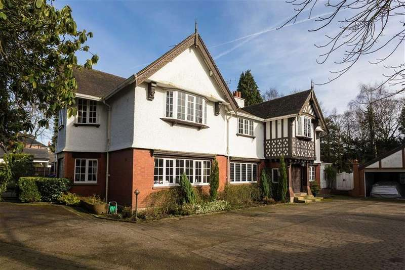 7 Bedrooms Detached House for sale in Broad Lane, Hale, Cheshire, WA15