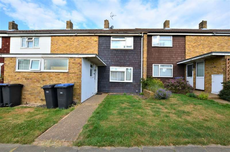 2 Bedrooms Terraced House for sale in Little Pynchons, Harlow CM18