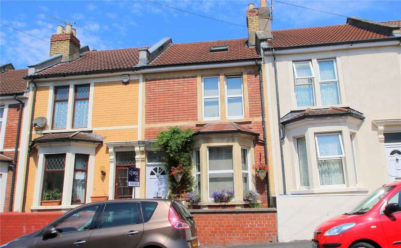 2 Bedrooms Terraced House for sale in Elmdale Road The Chessels Bristol BS3
