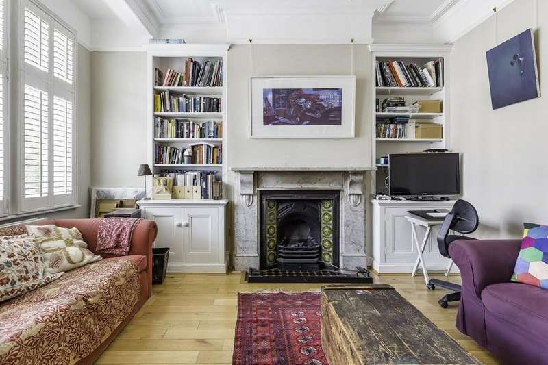 4 Bedrooms Terraced House for sale in Lowden Road, Herne Hill