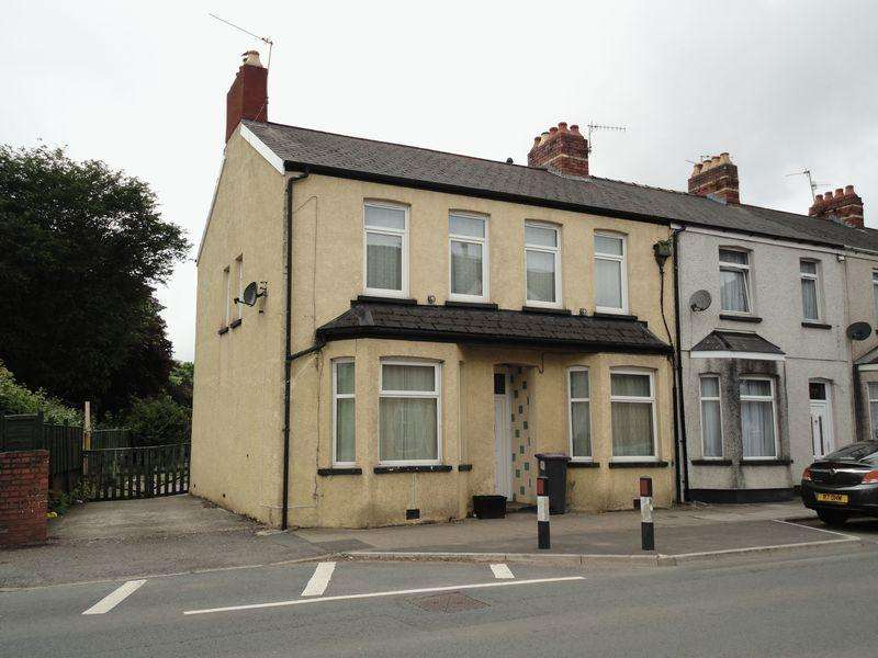 3 Bedrooms End Of Terrace House for sale in Llantarnam Road, Cwmbran