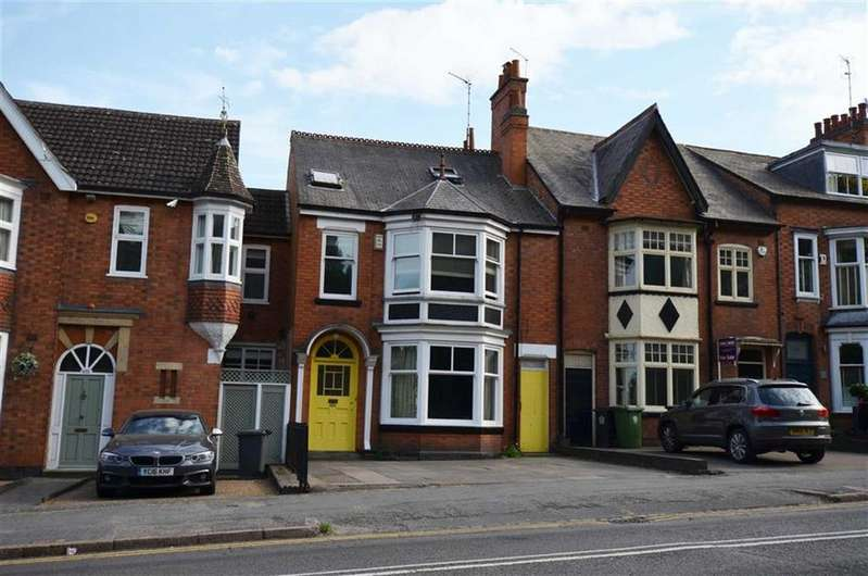 5 Bedrooms End Of Terrace House for sale in Hinckley Road