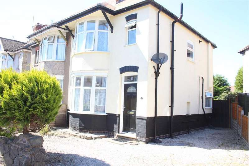 3 Bedrooms Semi Detached House for sale in Oban Road, Hinckley