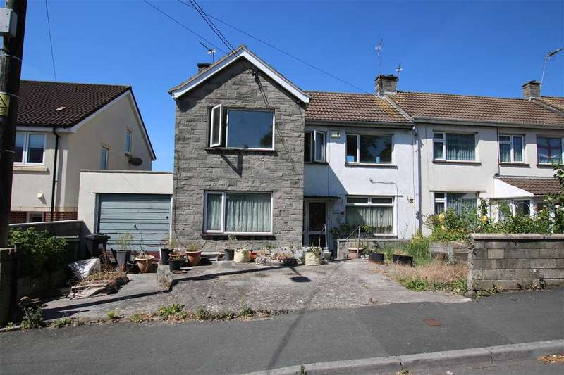 3 Bedrooms End Of Terrace House for sale in Conham Hill, Hanham, Bristol