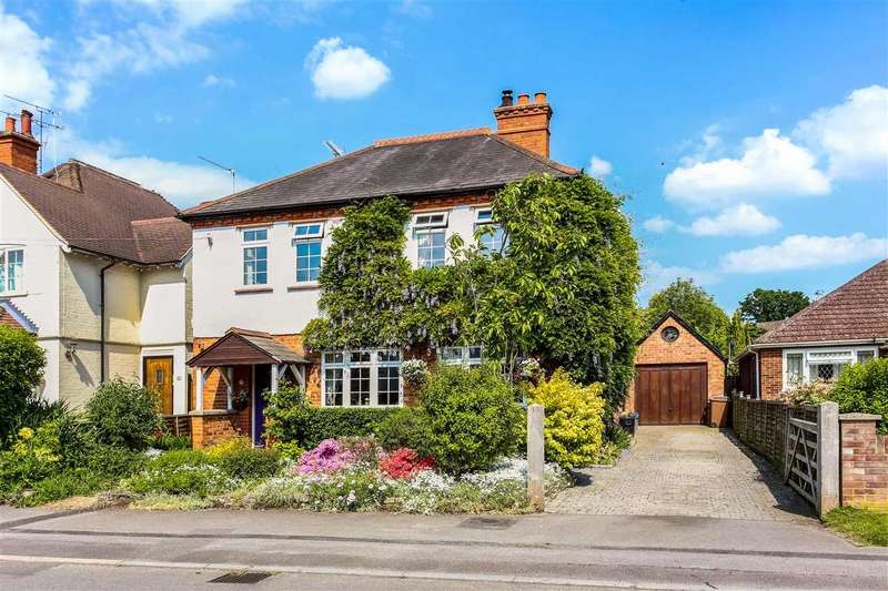 4 Bedrooms Detached House for sale in Pinewood Avenue, Crowthorne