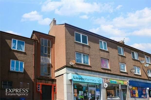 2 Bedrooms Flat for sale in Kilbowie Road, Clydebank, West Dunbartonshire