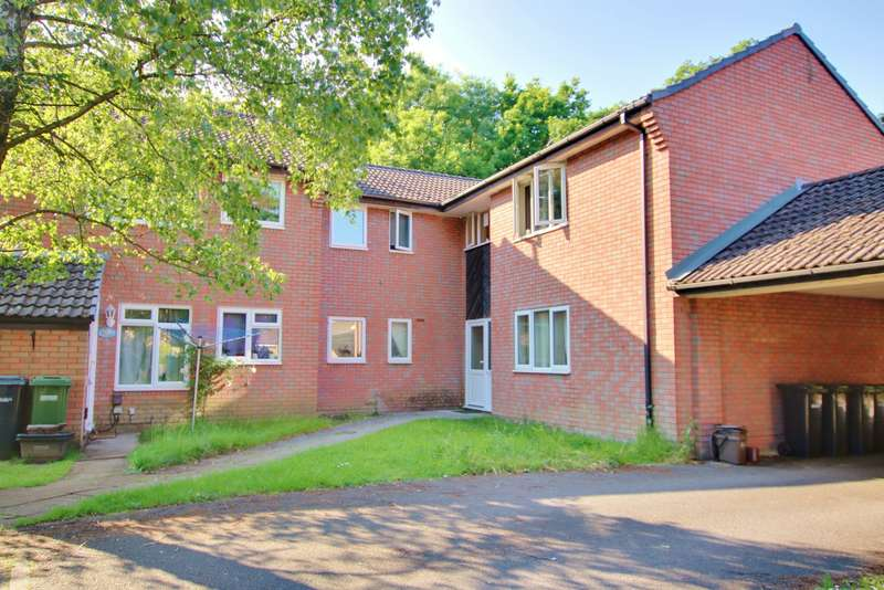 1 Bedroom Studio Flat for sale in West End, Southampton