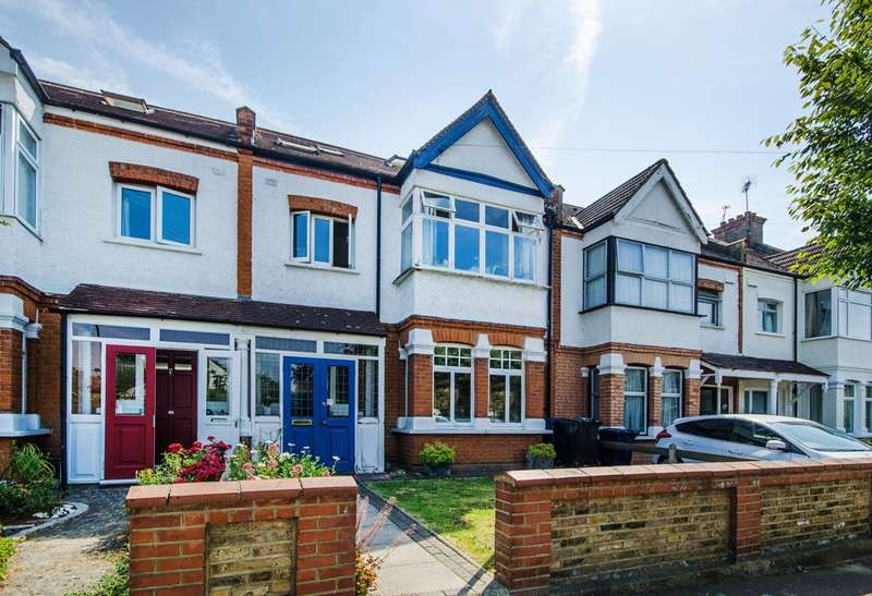 5 Bedrooms House for sale in Park Road, Hanwell, W7