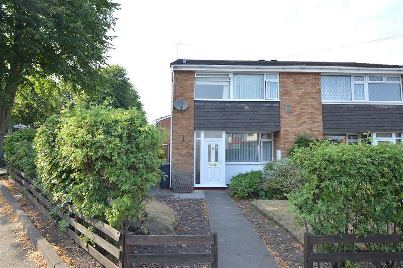 3 Bedrooms End Of Terrace House for sale in Beeches Road, Great Barr, Birmingham