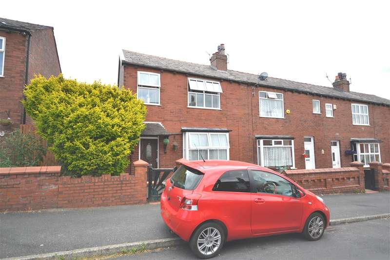 3 Bedrooms Semi Detached House for sale in Kimberley Road, Astley Bridge, Bolton