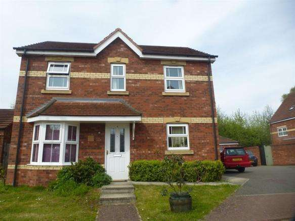 4 Bedrooms Property for sale in Paddock Close, Market Rasen