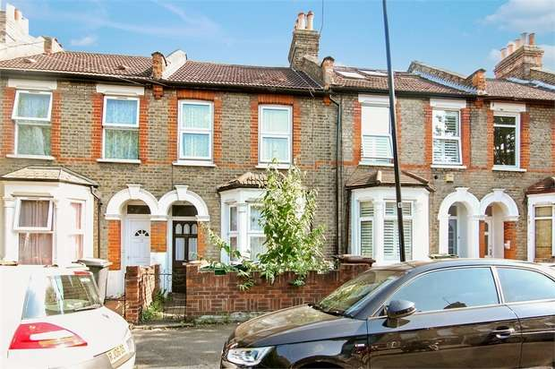 2 Bedrooms Terraced House for sale in Carlton Road, Walthamstow, London