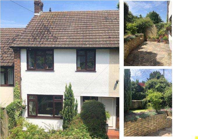 3 Bedrooms Terraced House for sale in Lower Road, COOKHAM, SL6