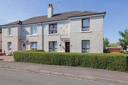 2 Bedrooms Flat for sale in Carsaig Drive, Glasgow, Lanarkshire