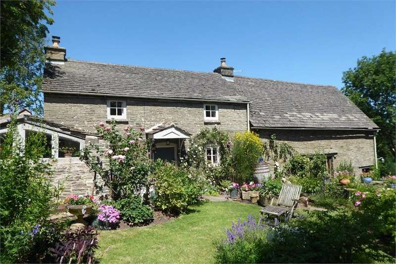 3 Bedrooms Detached House for sale in Craswall, Herefordshire