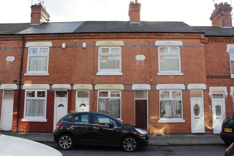 3 Bedrooms Terraced House for sale in Wand Street, Leicester