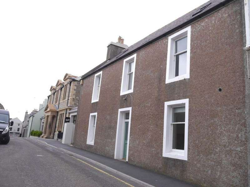 4 Bedrooms Semi Detached House for sale in Mounthoolie, 10 Laing Street, Kirkwall