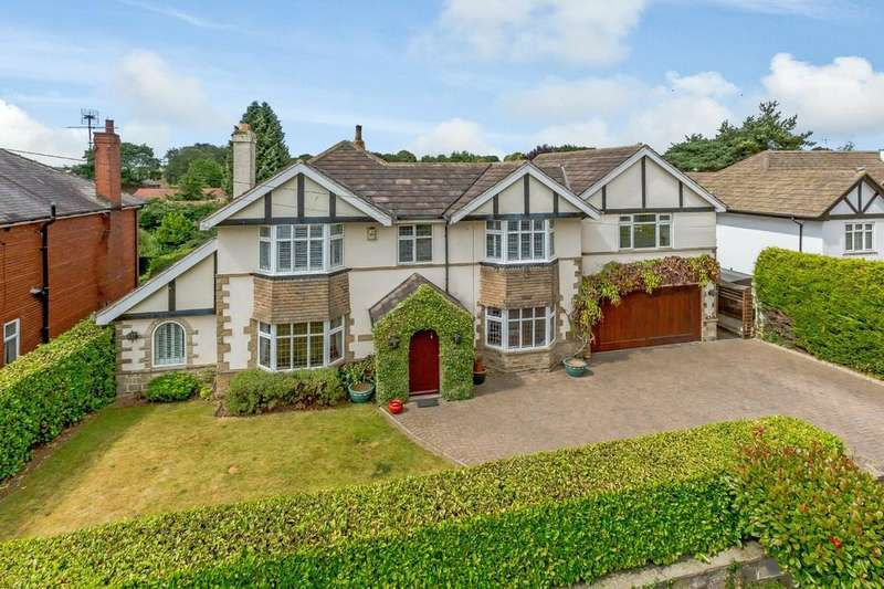 5 Bedrooms Detached House for sale in Wharfe View, Wetherby, LS22