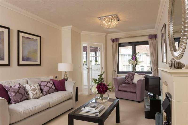 2 Bedrooms Retirement Property for sale in Amelia Lodge, Henleaze Terrace, Henleaze