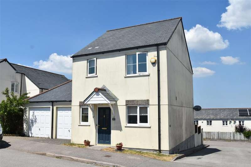 3 Bedrooms Detached House for sale in St. Michaels Way, Roche