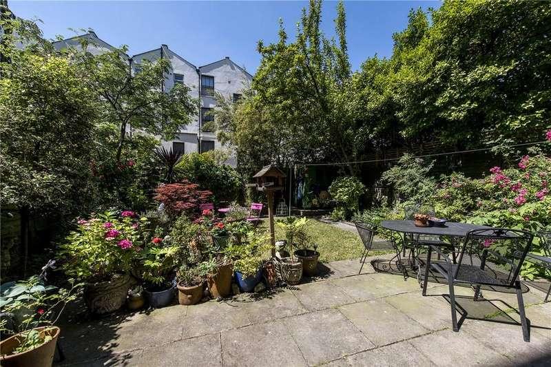 4 Bedrooms Maisonette Flat for sale in Westbourne Terrace Road, London, W2