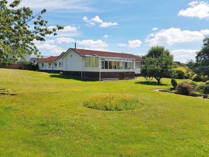 4 Bedrooms Detached Bungalow for sale in Ladywell Grove, Clackmannan