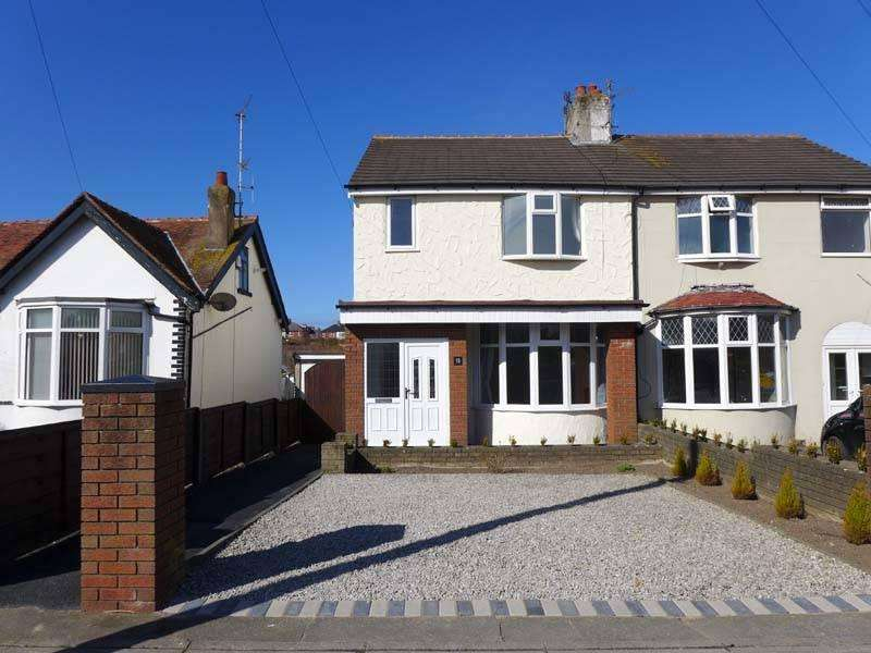 3 Bedrooms Semi Detached House for sale in Mossom Lane