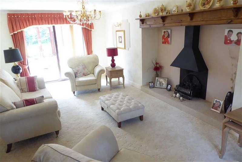 6 Bedrooms Detached House for sale in Leicester Road, Glenfield