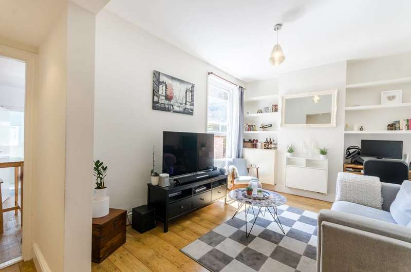 1 Bedroom Flat for sale in Allington Road, Queen's Park, W10