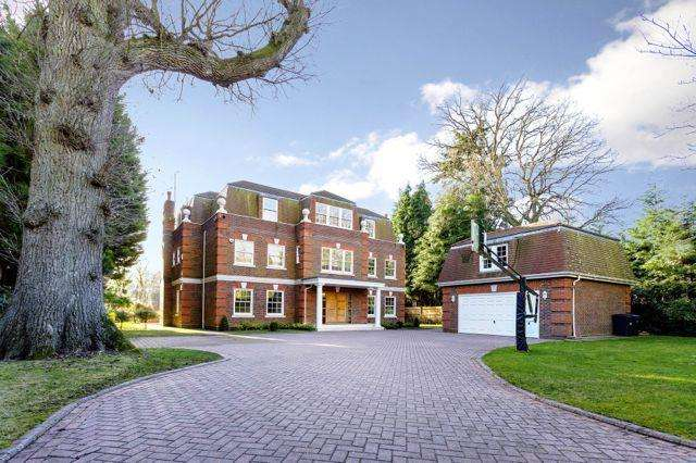 9 Bedrooms House for sale in Cobbets, Abbots Drive, GU21