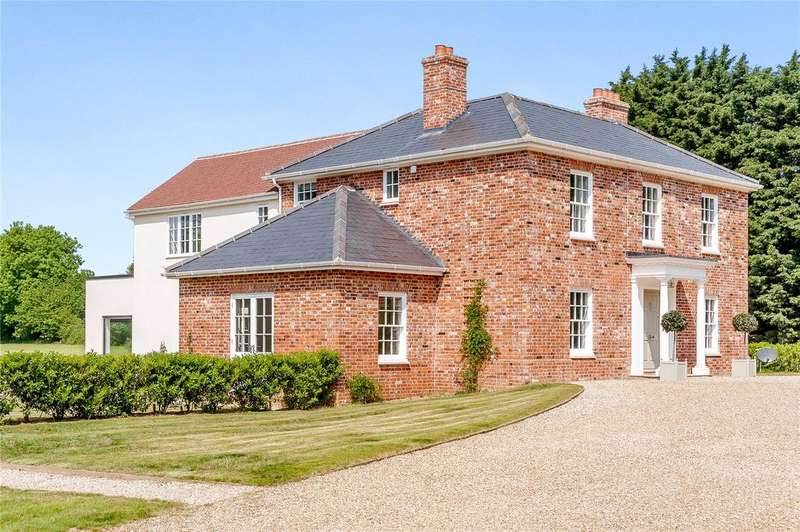 5 Bedrooms Detached House for sale in Cawley Road, Nayland, Colchester
