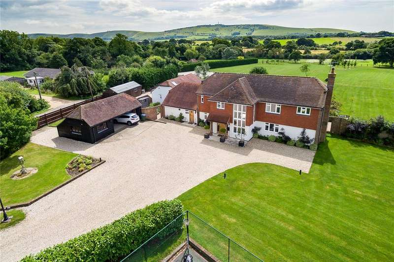 5 Bedrooms House for sale in Oreham Common, Henfield, West Sussex