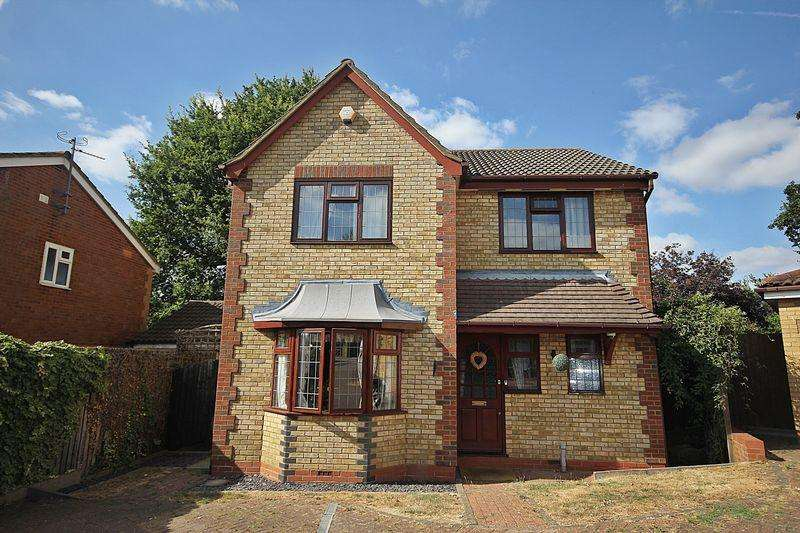 4 Bedrooms Detached House for sale in Salisbury Road, Flitwick