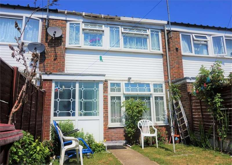 3 Bedrooms Terraced House for sale in Brammas Close, Slough, Berks