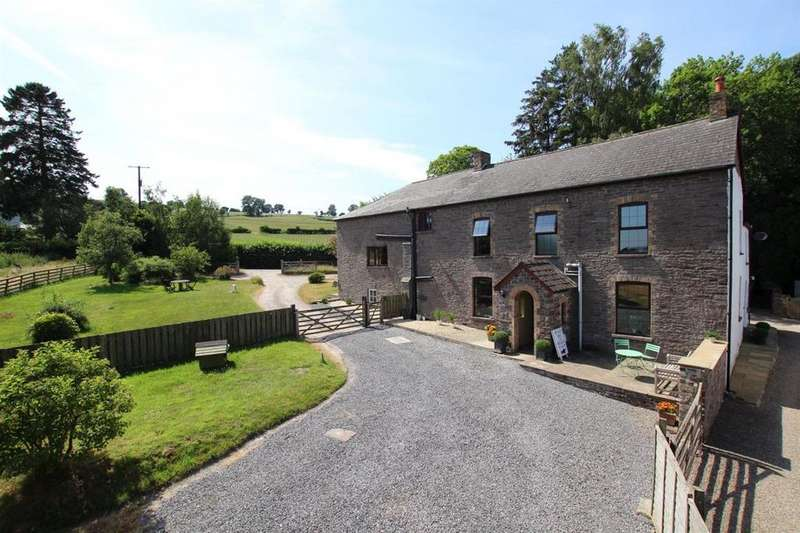 9 Bedrooms Detached House for sale in Talyllyn, Brecon