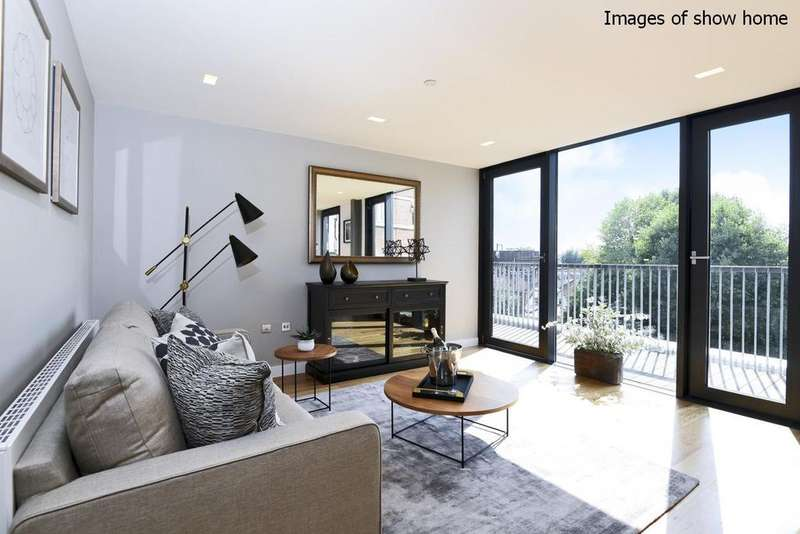 2 Bedrooms Flat for sale in Sandhurst Court, Acre Lane, Clapham