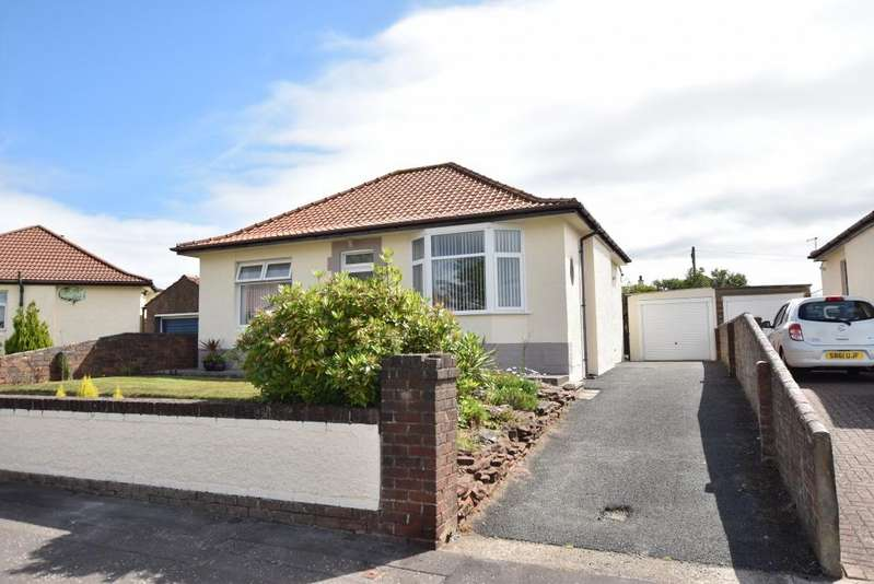 2 Bedrooms Detached Bungalow for sale in 9 Holmston Drive, Ayr, KA7 3JP