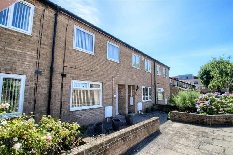 3 Bedrooms Terraced House for sale in Milbank Court, Stockton-on-Tees