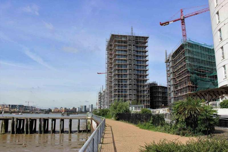 1 Bedroom Apartment Flat for sale in Royal Wharf, Royal Docks, London, E16