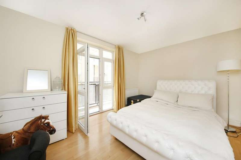 2 Bedrooms Apartment Flat for sale in Boulcott Street, London, E1