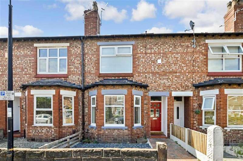 4 Bedrooms Terraced House for sale in Colwick Avenue, Altrincham, Cheshire, WA14