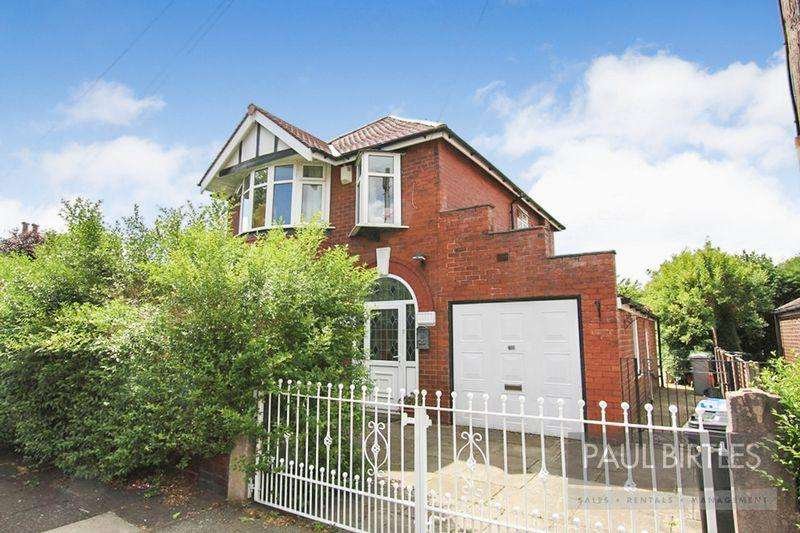 3 Bedrooms Detached House for sale in Manor Road, Stretford, Manchester