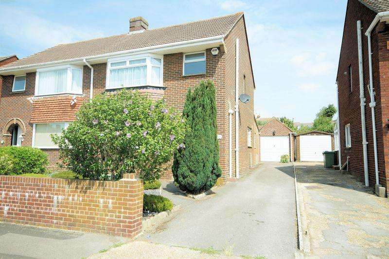 3 Bedrooms Semi Detached House for sale in Linden Lea, Portchester