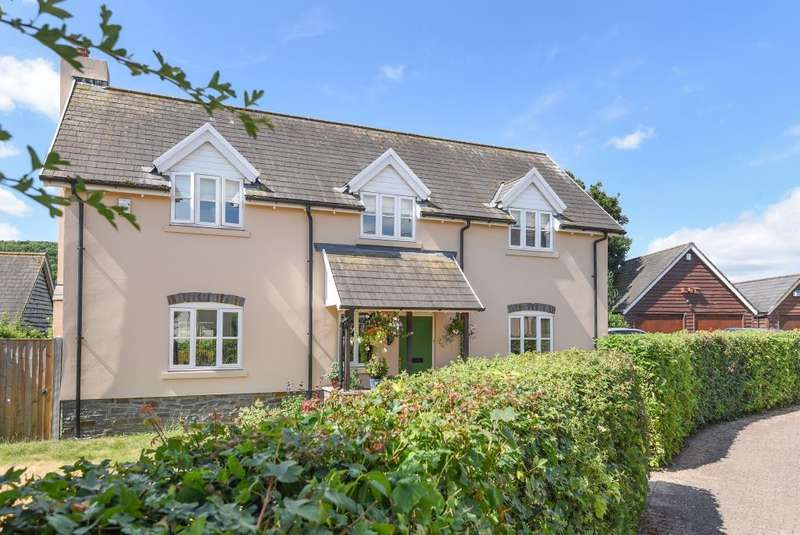 4 Bedrooms Detached House for sale in Hay on Wye 6 miles, Herefordshire, HR3