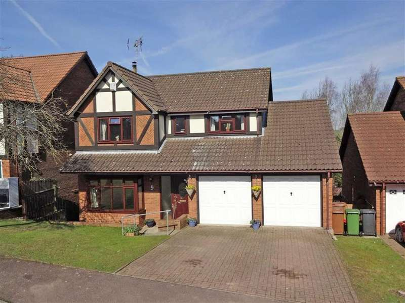 6 Bedrooms Detached House for sale in Ashton Grove, Wellingborough