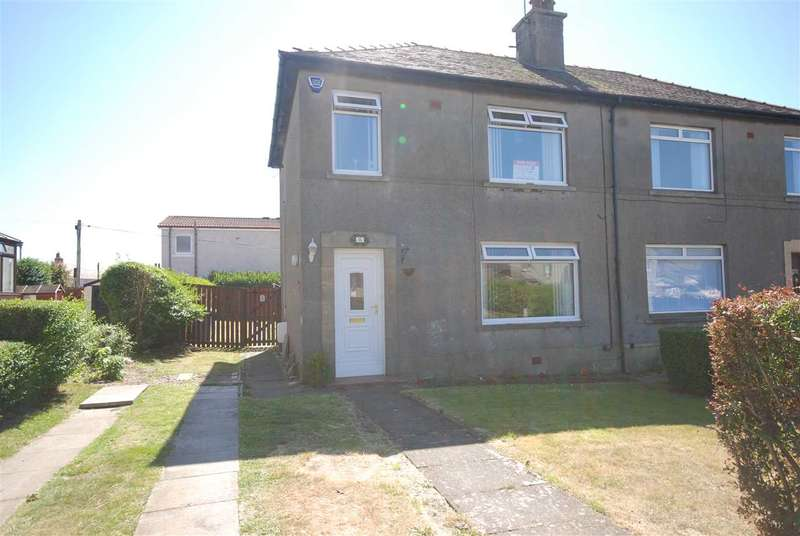 2 Bedrooms Semi Detached House for sale in Montfode Drive, Ardrossan