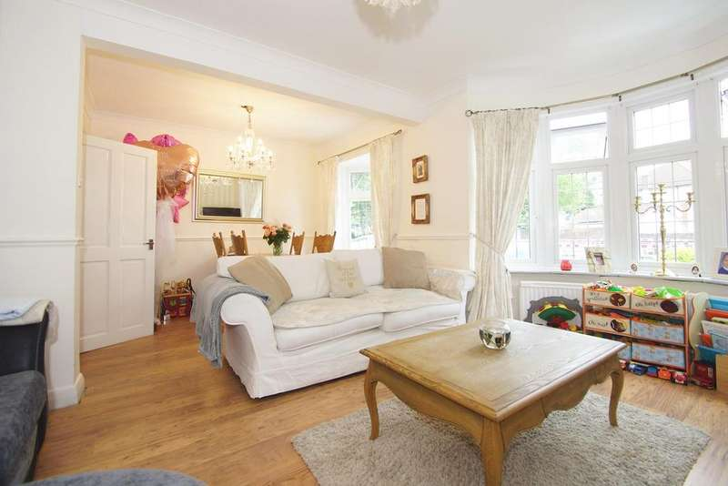 5 Bedrooms Semi Detached House for sale in Hurst Road, Sidcup, DA15